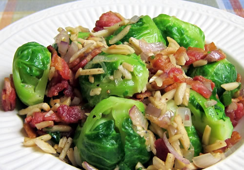 sprouts-bacon-almonds
