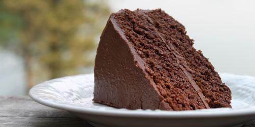 image of chocolate victoria sponge