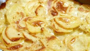 James Martin - Dauphinoise potatoes