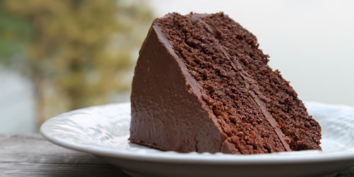 image of chocolate victoria sponge
