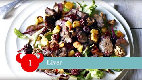 Food hell number 1 - liver