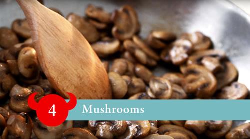 Food hell number 4 - mushrooms
