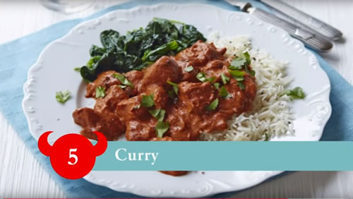 Food hell number 5 - curry