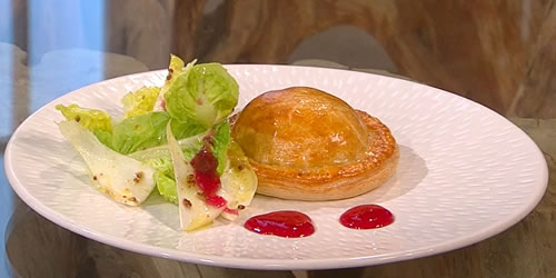 Game pithiviers