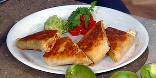 Turkey taquitos - Saturday Kitchen RecipesSaturday Kitchen ...