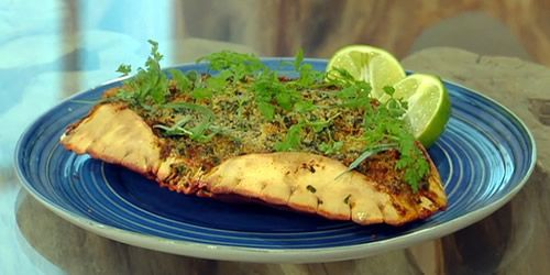 Baked-crab-with-cheesy-crumb-topping-saturdaykitchenrecipes.jpg
