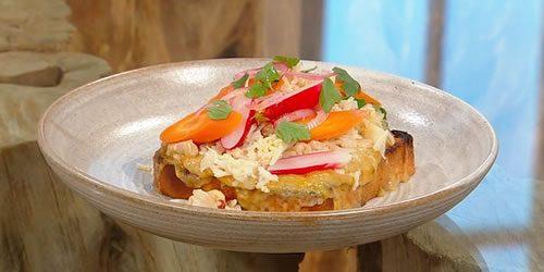 Crab-rarebit-with-pickled-spring-vegetables.jpg