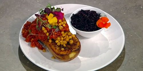 Creole-spiced-squash-with-molasses-chicken-saturdaykitchenrecipes.jpg
