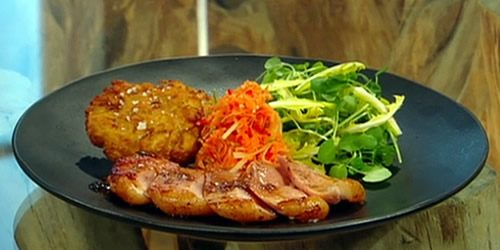 Gammon-steaks-with-leek-fritters-and-carrot-pickle.jpg
